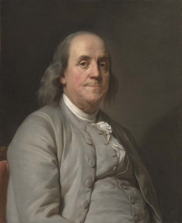 Benjamin Franklin time is money