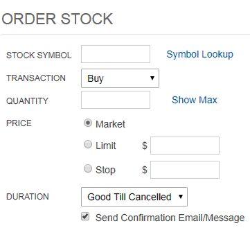Investopedia-OrderStock